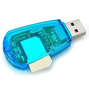 Ociodual Standard USB SIM Karten Leser Kartenleser Card