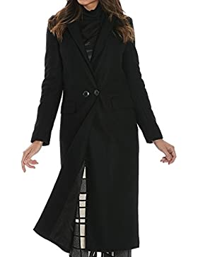 Jucca Cappotto Donna J2616004003 Lana Nero