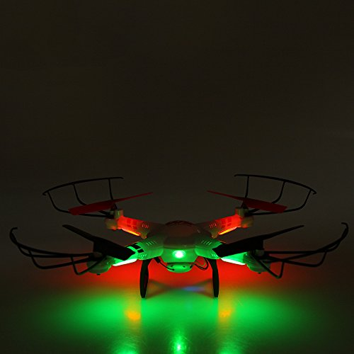 Wltoys V686G 2,4 G 4CH Echtzeit Übertragung FPV Drohne UFO Quadcopter mit 2MP HD Kamera Headless Mode - 7