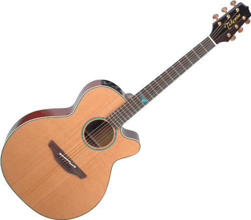Takamine TSF40C - Guitarra-electro-acustica auditorium santa fé