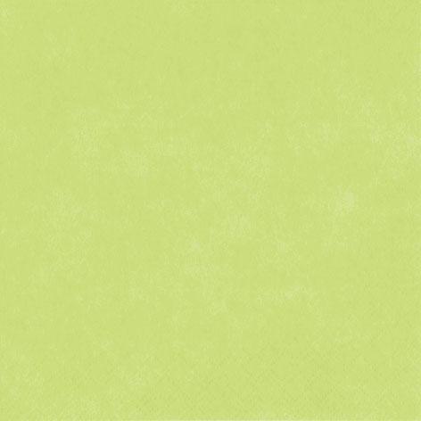 ti-flair - Servietten - UNI fresh green - einfarbig - grün / hellgrün (Papier-servietten Hellgrün)