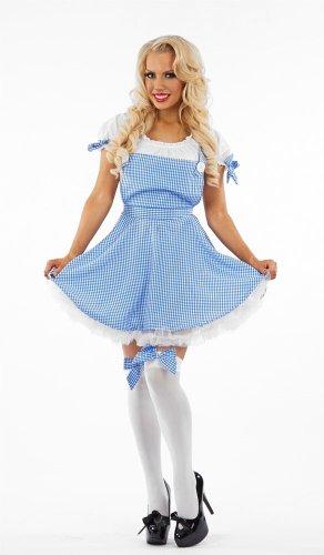 thy-Kostüm, Größe M (38-40) (Dorothy Zauberer Von Oz Kostüm Für Erwachsene)