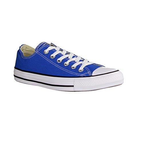 Converse Ctas Ox, Sneakers Homme Bleu (Soar)