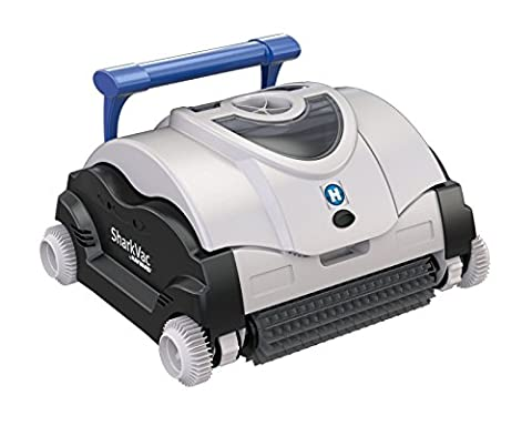 Hayward RC9740CUB SharkVac Robotic Pool Cleaner, Blue/Black/Grey
