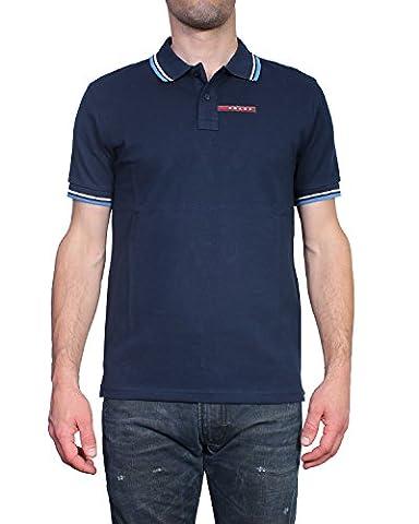 PRADA - Polo pour Homme Slim Fit SJJ887 - Bleu