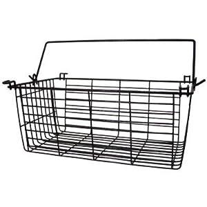 Einkaufskorb für Rollator Ligero schwarz(Dietz), Zubehör für Rollatoren