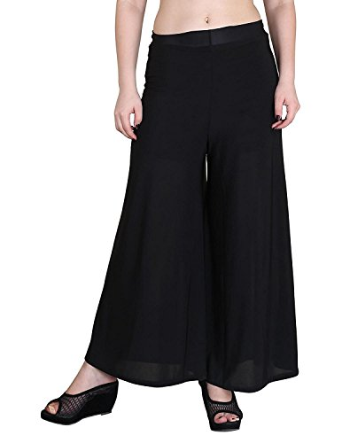 Jaira Palazzo Pants For Women's  available at amazon for Rs.185