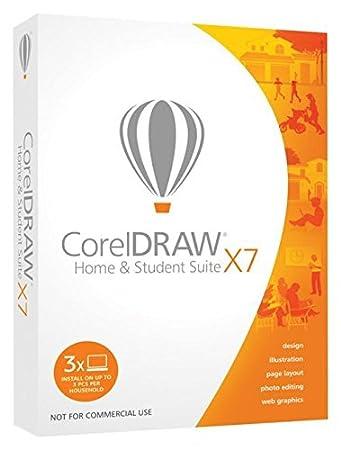 CorelDRAW Home & Student Suite X7 (PC)