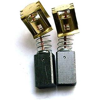 Balais de Charbon à Moteur Pour Hilti Piles Perforateur Mandrin 6-A 5x10mm