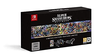 Super Smash Bros: Ultimate - Edición Limitada
