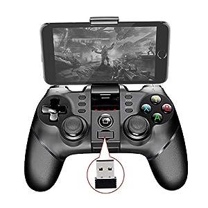 Chuanfeng Drahtloser Controller Für PS3 Playstation Controller, Bluetooth Gamepad Joystick Für PS3 Controller Für…