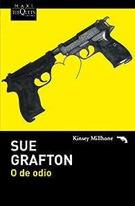 O de odio par Sue Grafton