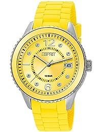 Esprit Damen-Armbanduhr Analog Quarz Kautschuk ES105342011