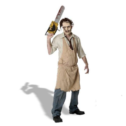 Blutgericht in Texas?-Kostüm für Erwachsene - - Chainsaw Kostüm