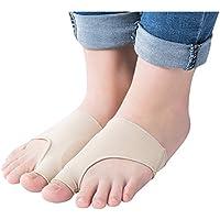 Preisvergleich für Dopobo tägliche 1 Paar damen und herren Silikon Zehenspreizer Fußbandage Hallux Valgus Schiene Ballenschutz Reibungsschutz...