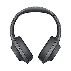 Sony WH-H900N High-Resolution Headphones, Wireless, Noise Canceling, Black