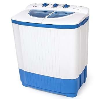 tectake 400777 mini machine laver jusqu 39 4 5 kg lave linge compact gros. Black Bedroom Furniture Sets. Home Design Ideas