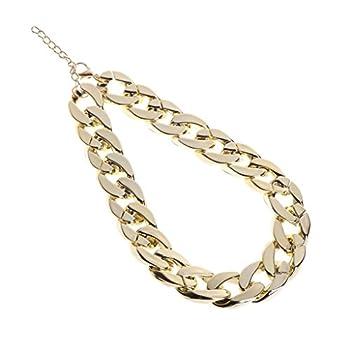 Fogun Pet Halskette Dick Gold Kette Vergoldet Kunststoff Identifiziert Sicherheit Puppy Dogs Halsband Kette 0