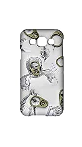 Beautiful Scratch Drawing With Opner Mobile Back Cover/Case For Samsung Galaxy E5
