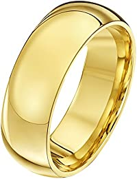 70a9cac9a505 ... for Jewellery   Men   Rings. Theia Unisex 9 ct Yellow or White Gold