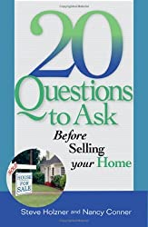 20 Questions to Ask Before Selling Your Home by Steve Holzner (2005-07-01)