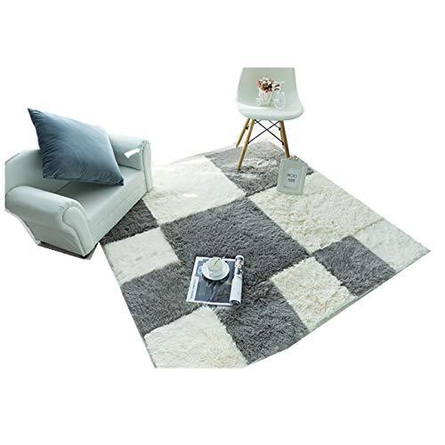zhouye Stitching Plush Noodle mesh red Carpet Puzzle Foam Cushion Bedroom Full Floor pad Tatami mat (Red Carpet Kaufen)