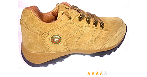 151 Camel Leather Boat Shoes