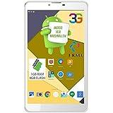 IKALL Unic U2 (1+8GB) Tablet 7 Inch (Wi-Fi+3G) Voice Dual Sim Calling - White