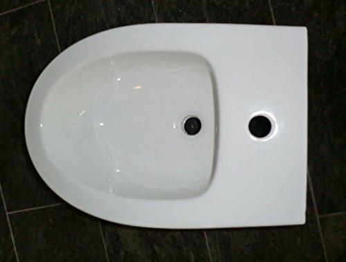 Bidet / weiß / Top Design / Best Clean / Nanobeschichtung / wandhängend /
