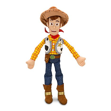 Toy Story 10 Woody Soft Plush Toy by Disney