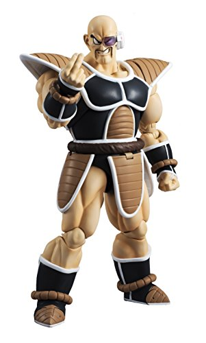Tamashii Nations 54930 Dragon Ball Z Napa SH Figuarts Figura