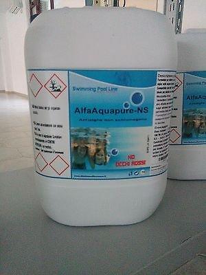 Algenschutz Flüssigkeit für piscina-wellness in Kanister 10Liter