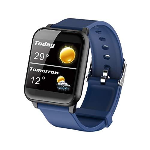 JIEGEGE Intelligentes Farbdisplay-Armband, Multi-Sport-Armband Zur Herzfrequenz-Blutdrucküberwachung, Kapazitiver Touchscreen Mit Hoher Präzision Für Android Und IOS -