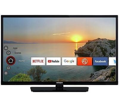 Hitachi 32 Inch Smart HD Ready TV/DVD Combi