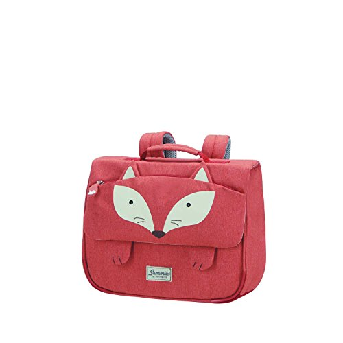 SAMSONITE Happy Sammies - Children School Bag S Schulranzen, 33 cm, 9 L, Fox William
