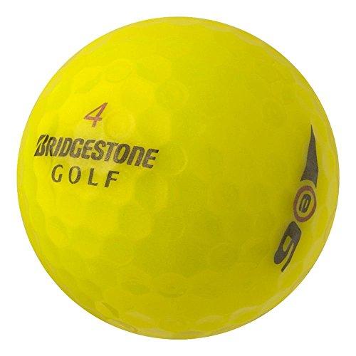 pearlgolf-25-bridgestone-e6-2015-pearlselection-aaaaa-gelb-lakeballs-gebrauchte-golfblle