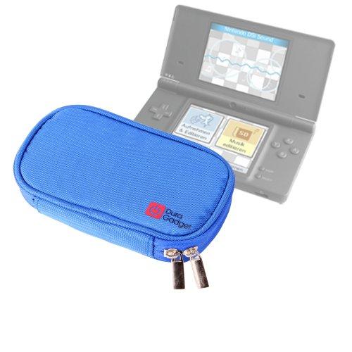 DURAGADGET Memory-Schaum-Etui für Nintendo DSi/DSi XL–verschiedene Farben