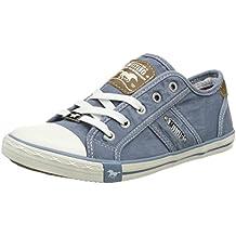Mustang Sneaker jeansblau | Schuhe