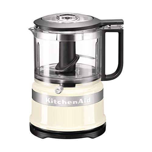 KitchenAid 5KFC3516, Mini-Food-Processor, Großartig zum Hacken, Vorbereiten von Dressings und Saucen, Creme -
