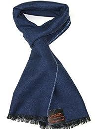 Lovarzi Feiner Merino-Wolle Schal - Winter Schals für Damen und Herren - Hergestellt in Italien
