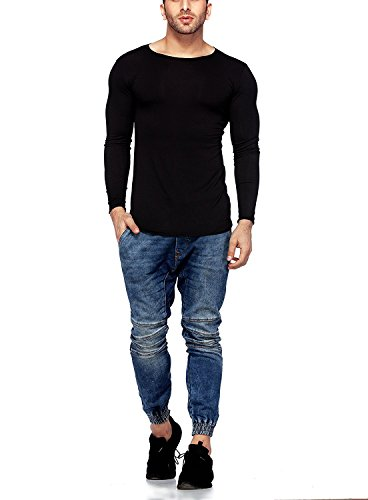 c4b11314472d 53% OFF on Dream Chasers T-Shirt For Men Stylish New Black Color Full  Sleeves on Amazon | PaisaWapas.com