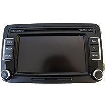 Radio VW RCD 510, Volkswagen 3C8 035 195 G, con MP3 Inversor + Ranura SD + DAB Sintonizador