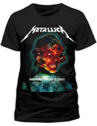 Metallica Hardwired.To Self-Destruct T-Shirt Black