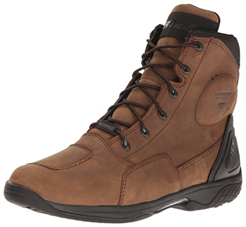 Bates Men's Adrenaline Work Boot, Brown, 7.5 M US
