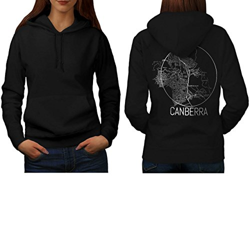 australia-canberra-big-city-map-women-new-black-m-hoodie-back-wellcoda