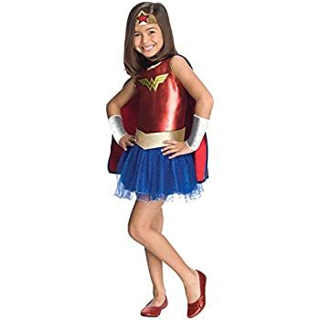 Da Vestito Wonder Woman Bambina OnP80wk