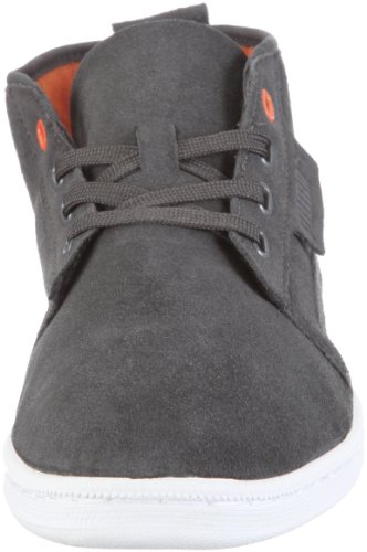 351287 shadow Sneaker Hawthorne Mid dark Schwarz Puma white Herren orange team qxwEZHPn1