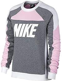 Nike Crew PK CB W sweater blue turquoise