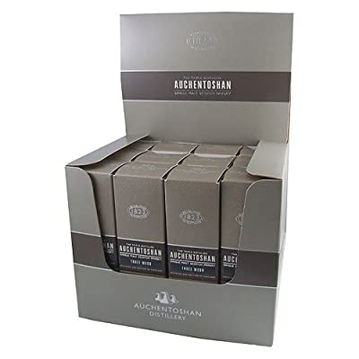 Auchentoshan Three Wood Single Malt Whisky 5cl Miniature - 12 Pack from Auchentoshan