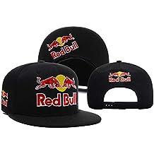 DGSFHD Red Bull Cap Unisex - Muchos diseños de Sombreros y Colores